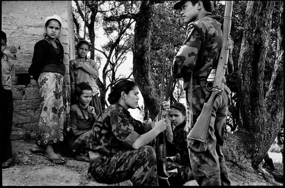 Mendebaldeko Nepal 2004an